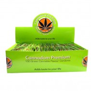 Foto Презервативы с ароматом марихуаны